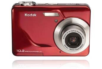 kodak easyshare c180 10 2mp digital camera red acme cameras